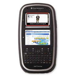 Post Thumbnail of TI の OMAP4 を搭載した Android 向け開発キット BlazeMDP