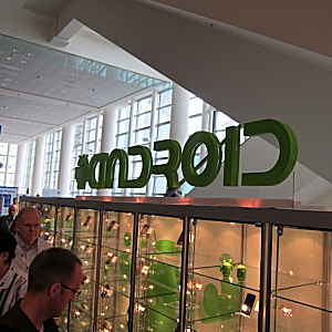 Post Thumbnail of 開発カンファレンス「Google I/O 2010」全Android端末を一堂に展示