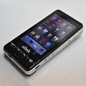 Post Thumbnail of 台湾デジタルカメラメーカー Altek 社のデジカメスマートフォン「Leo」発表、2010年10~12月発売