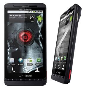 Post Thumbnail of Motorola DROID X 発表 iPhone4対抗馬?