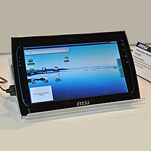 Post Thumbnail of MSI Androidタブレット Wind Pad 110