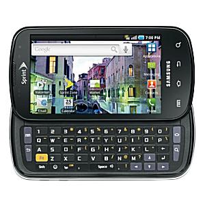 Post Thumbnail of スライド式 QWERTYキーボード搭載「Samsung Epic 4G」