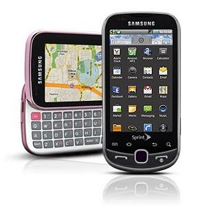 Post Thumbnail of Samsung Intercept QWERTYキーボード搭載