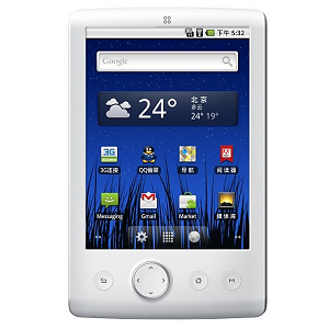 Post Thumbnail of SmartDevices 7インチタブレット「SmartQ T7, T7-3G」発表