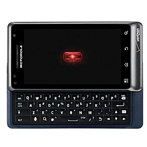 Post thumbnail of Motorola Droid2 ハイスペックFlash搭載 Android携帯