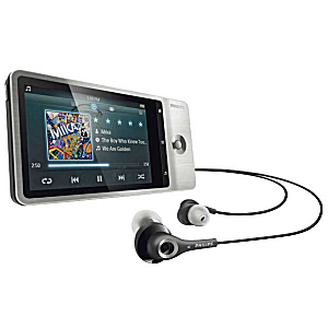 Post Thumbnail of Android 音楽プレイヤー Philips GoGear Connect