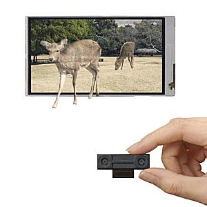 Post Thumbnail of シャープ 3D映像を撮影&視聴できるスマートフォン発表