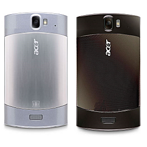 Post Thumbnail of Acer メタリックデザイン Android Froyo 搭載 「Liquid Metal」