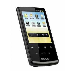Post Thumbnail of 99ドル 低価格小型Androidタブレット Archos 28