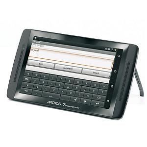 Post Thumbnail of 厚み1cmの7インチ薄型Androidタブレット Archos 70