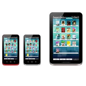 Post Thumbnail of シャープ 電子書籍端末(メディアタブレット)「GALAPAGOS(ガラパゴス)」5.5型/10.8型、2011年9月30日で販売終了