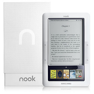 Post Thumbnail of Kindle対抗馬 Androidベース 6インチ電子ブック端末 nook