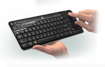 Logitech Keyboard Controller