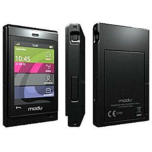 Post Thumbnail of イスラエル Modu クレジットカードサイズ T-Phone 発表