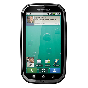 Post Thumbnail of AT&T バッテリー容量大きめ Motorola Bravo