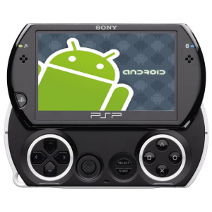 Sony PSP go Android Phone