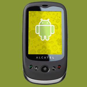Post Thumbnail of Alcatel Tribe OT-980A が190ドルでWind Mobileより発売