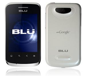 Post Thumbnail of 米国メーカーBLU、同社初となるスタイリッシュで小型軽量な Android スマートフォン「BLU Tango」発表