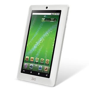 Post Thumbnail of Creative 7インチ Android メディアタブレット「 ZiiO 7」