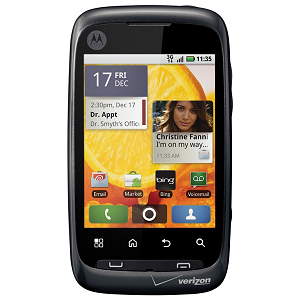 Post Thumbnail of 米Verizon、環境に配慮したエコスマフォ「Motorola Citrus」発売