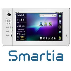 Post Thumbnail of NECビッグローブ 7インチタブレット「Smartia」発売