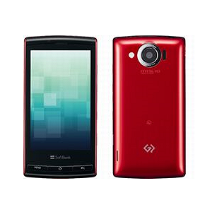 Post thumbnail of ソフトバンク 初3D対応 シャープ製 Androidスマートフォン「GALAPAGOS 003SH」2010年12月17日発売