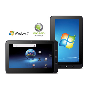 Post Thumbnail of Android1.6 と Windows7 を搭載したタブレット ViewPad 10