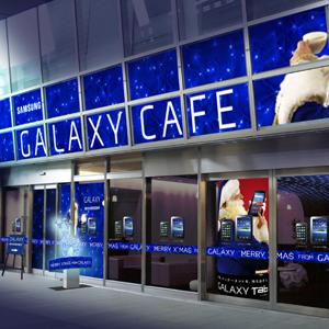 Post Thumbnail of 六本木ヒルズ 期間限定 GALAXY CAFE 12月7日 オープン