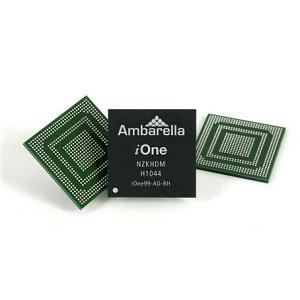 Post Thumbnail of Ambarella 社 Android 対応の画像処理 LSI 「 iOne 」発表