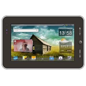 Post Thumbnail of 中華 SIMロックフリーミドルペック7インチタブレット「Kinpad I600」
