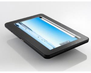 Post Thumbnail of ONKYO 高性能タブレット 10インチ Tegra2搭載 「SlatePad」発表