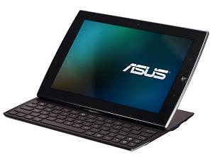Post thumbnail of スライド式キーボード搭載タブレット「ASUS Eee Pad Slider」発表