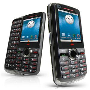 Post Thumbnail of Motorola 軍事規格クリア デュアルキーボード搭載「 i886 」