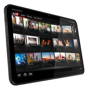 Post Thumbnail of KDDI 「Motorola XOOM TBi11M」 Android 3.1 へバージョンアップ
