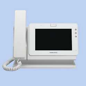 Post Thumbnail of ナカヨ通信機 タブレットとしても使えるSIPフォン