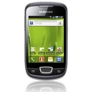 Post Thumbnail of Samsung エントリー向けロースペック携帯「 Galaxy Mini 」