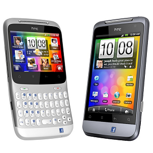 Post Thumbnail of HTC 製 Facebook Android携帯 ChaCha と Salsa 6月26日発売