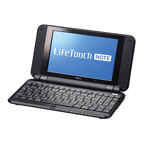 Post Thumbnail of NEC ネットブック型 Android 端末「LifeTouch NOTE」発売