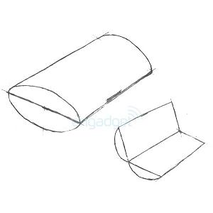 Post Thumbnail of Sony デュアルスクリーン搭載 Android 3.0 タブレット「S2」