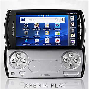 Post Thumbnail of ソニー・エリクソン プレイステーション携帯ゲーム機型 Android スマートフォン「Xperia PLAY」正式発表