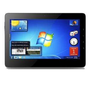 Post thumbnail of ViewSonic インテルCPU搭載 Android と Windows OS 切替可能タブレット「ViewPad 10Pro」2011年8月下旬発売開始