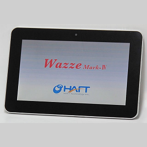 Post Thumbnail of HAFT Simeji Flash導入済みタブレット「Wazze Mark-IV」発売