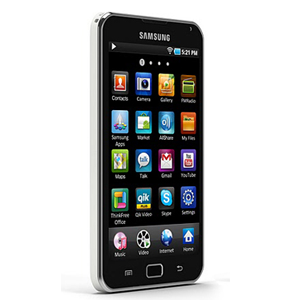 Post thumbnail of Samsung 5インチディスプレイ採用「Galaxy Player 70」発売