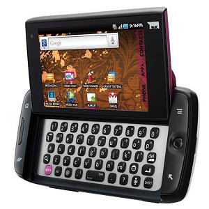 Post Thumbnail of T-Mobile キーボード搭載文字入力に特化した「Sidekick 4G」発表
