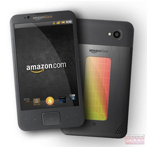 Amazon The Blaze by Android Police