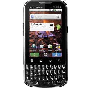 Post Thumbnail of ストレート型 QWERTYキーボード搭載「Motorola XPRT」発表